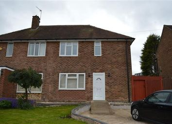 Thumbnail 3 bedroom semi-detached house to rent in Brackleys Way, Solihull, Solihull