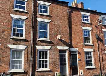 Thumbnail 3 bedroom terraced house to rent in Commercial Road, Grantham, Grantham