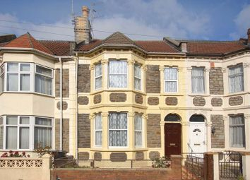 Thumbnail 3 bed terraced house for sale in Belle Vue Road, Bristol, Easton, Bristol