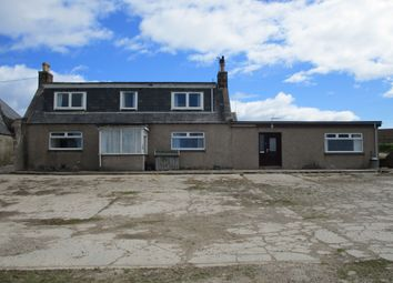 Thumbnail 3 bed farmhouse for sale in Gamrie, Banff