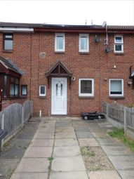 Thumbnail 2 bed terraced house to rent in Marsh Close, Thurmaston, Leicester