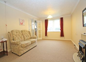 Thumbnail 1 bed flat for sale in Maple Court, Horn Cross Road, Plymstock