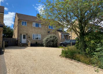 Thumbnail 3 bed semi-detached house for sale in Ducklington Lane, Witney