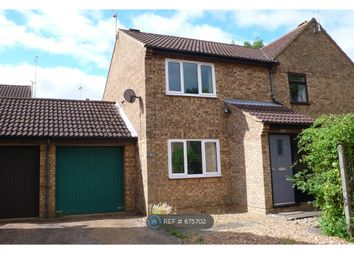 Thumbnail 2 bedroom semi-detached house to rent in Linnet, Peterborough