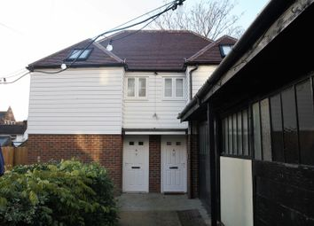 Thumbnail 1 bed property to rent in East Street, Tonbridge