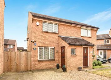 Thumbnail 2 bed semi-detached house for sale in Pytenry Close, Abingdon
