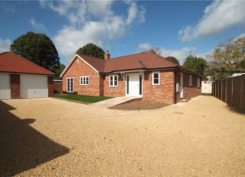 Thumbnail 3 bedroom detached bungalow for sale in Ricketts Lane, Sturminster Newton