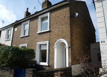 Thumbnail 2 bedroom end terrace house to rent in Acre Road, Kingston Upon Thames
