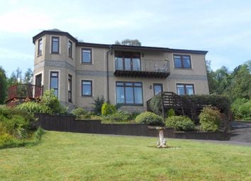 Thumbnail 3 bed flat for sale in Argyle View Lower, Clynder, Argyll And Bute