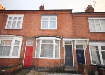 Thumbnail 4 bedroom terraced house to rent in Thurlow Road, Leicester