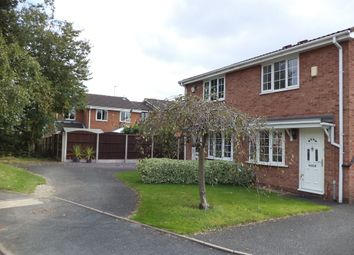 Thumbnail 2 bed semi-detached house to rent in Oleander Close, The Rock, Telford
