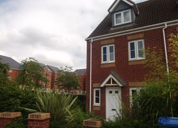 Thumbnail 3 bedroom flat to rent in Signet Square, Coventry