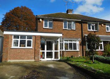 Thumbnail 4 bed semi-detached house for sale in Riverside, Eynsford, Dartford
