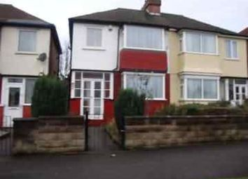 Thumbnail 3 bedroom semi-detached house to rent in Kingstanding Road, Kingstanding, Birmingham
