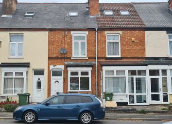 Thumbnail 3 bed terraced house to rent in St Georges Road, Redditch