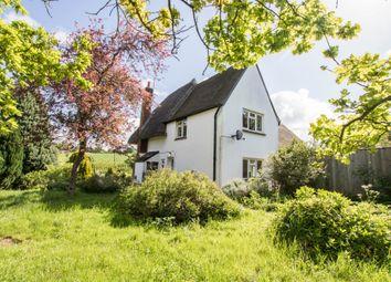 Thumbnail 3 bed cottage for sale in Water End, Ashdon, Saffron Walden