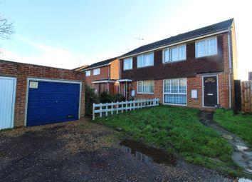 Thumbnail 3 bed property for sale in Crosslands, Stantonbury, Milton Keynes