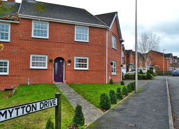 Thumbnail 4 bed semi-detached house for sale in Mytton Drive, Nantwich