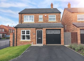 Thumbnail 3 bed detached house for sale in Chaplin Lane, Hartlepool
