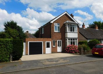 Thumbnail 3 bed detached house for sale in Westfield Drive, Skegness, Lincs