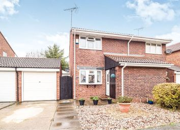 Thumbnail 2 bed semi-detached house for sale in Comfrey Court, Grays