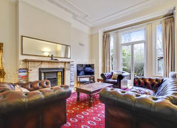 Thumbnail 1 bed flat to rent in Downside Crescent, Belsize Park, London