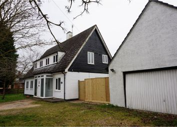 Thumbnail 5 bed detached house for sale in Main Street, Hardwick, Cambridge