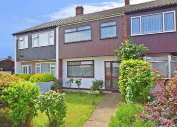 Thumbnail 3 bed terraced house to rent in Edwin Close, Rainham