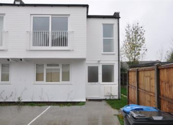 Thumbnail 3 bed end terrace house to rent in Dorchester Way, Kingsbury, Middlesex