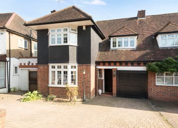 Thumbnail 4 bedroom semi-detached house for sale in West Hill Way, Totteridge