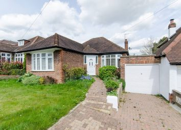 Thumbnail 2 bed bungalow to rent in Hillside Gardens, Northwood