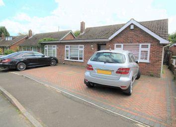 Thumbnail 4 bedroom detached bungalow for sale in Lilian Close, Hellesdon, Norwich