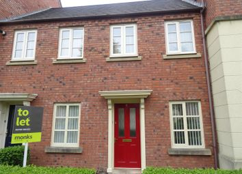 Thumbnail 1 bed flat to rent in Burlington Place, Shrewsbury