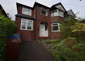 Thumbnail 5 bedroom semi-detached house for sale in Hereford Drive, Prestwich, Manchester