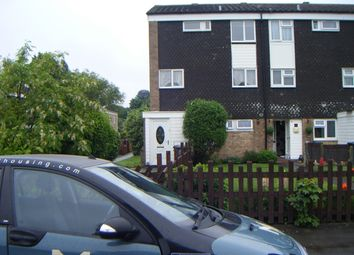Thumbnail 3 bed maisonette to rent in Arbor Way, Chelmsley Wood, Birmingham