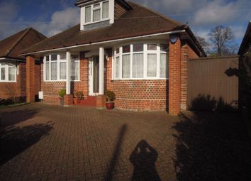 Thumbnail 4 bedroom detached bungalow for sale in Taunton Drive, Southampton