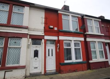 Thumbnail 3 bed terraced house to rent in Lunt Road, Bootle