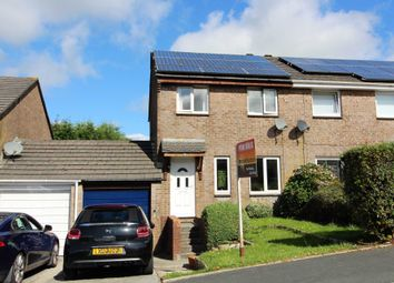 Thumbnail 3 bed terraced house for sale in Beech Road, Callington