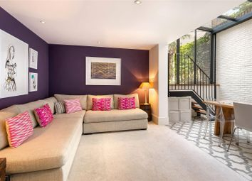 Thumbnail 6 bed terraced house for sale in Warwick Gardens, Kensington, London