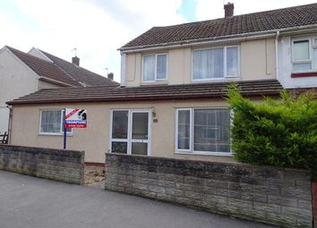 Thumbnail 4 bed end terrace house for sale in Meadow Lane, Porthcawl