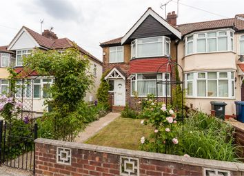 Thumbnail 3 bed end terrace house for sale in Coniston Avenue, Perivale, Greenford, Greater London