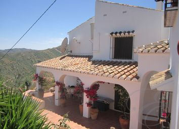 Thumbnail 4 bed villa for sale in Comares, Axarquia, Andalusia, Spain