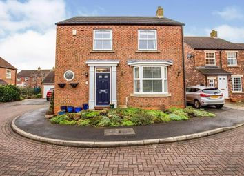 Thumbnail 3 bed detached house for sale in Linen Way, Northallerton