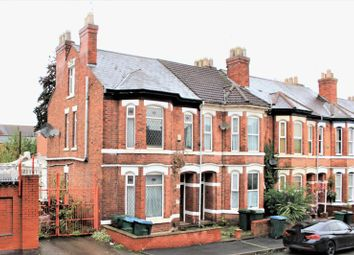 Thumbnail 6 bed end terrace house for sale in Regent Street, Earlsdon, Coventry