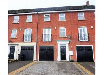 Thumbnail 4 bed terraced house for sale in Attingham Drive, Dudley