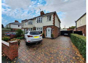 Welford Road, Knighton, Leicester LE2. 3 bed semi-detached house for sale