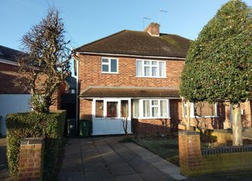 Thumbnail 3 bed semi-detached house to rent in St Margarets Road, Leamington Spa, Warwickshire