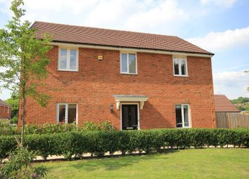 Thumbnail 4 bed detached house for sale in Sandsdown Close, High Wycombe