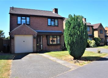 Thumbnail 4 bed detached house for sale in Link Rise, Markfield