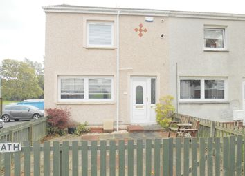 Thumbnail 2 bed end terrace house for sale in Cameron Path, Larkhall